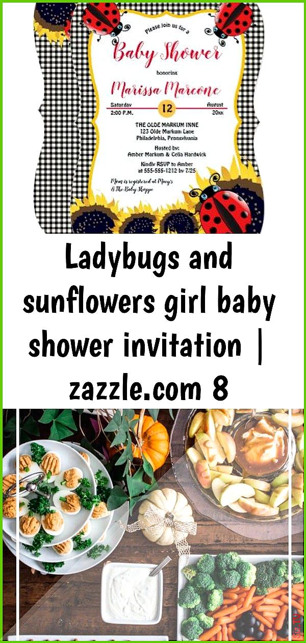 Ladybugs and sunflowers girl baby shower invitation zazzle 8 Ladybugs and sunflowers girl baby shower invitation zazzle 8 Nicholas Howard nhoward1473 Baby Shower Ladybugs...