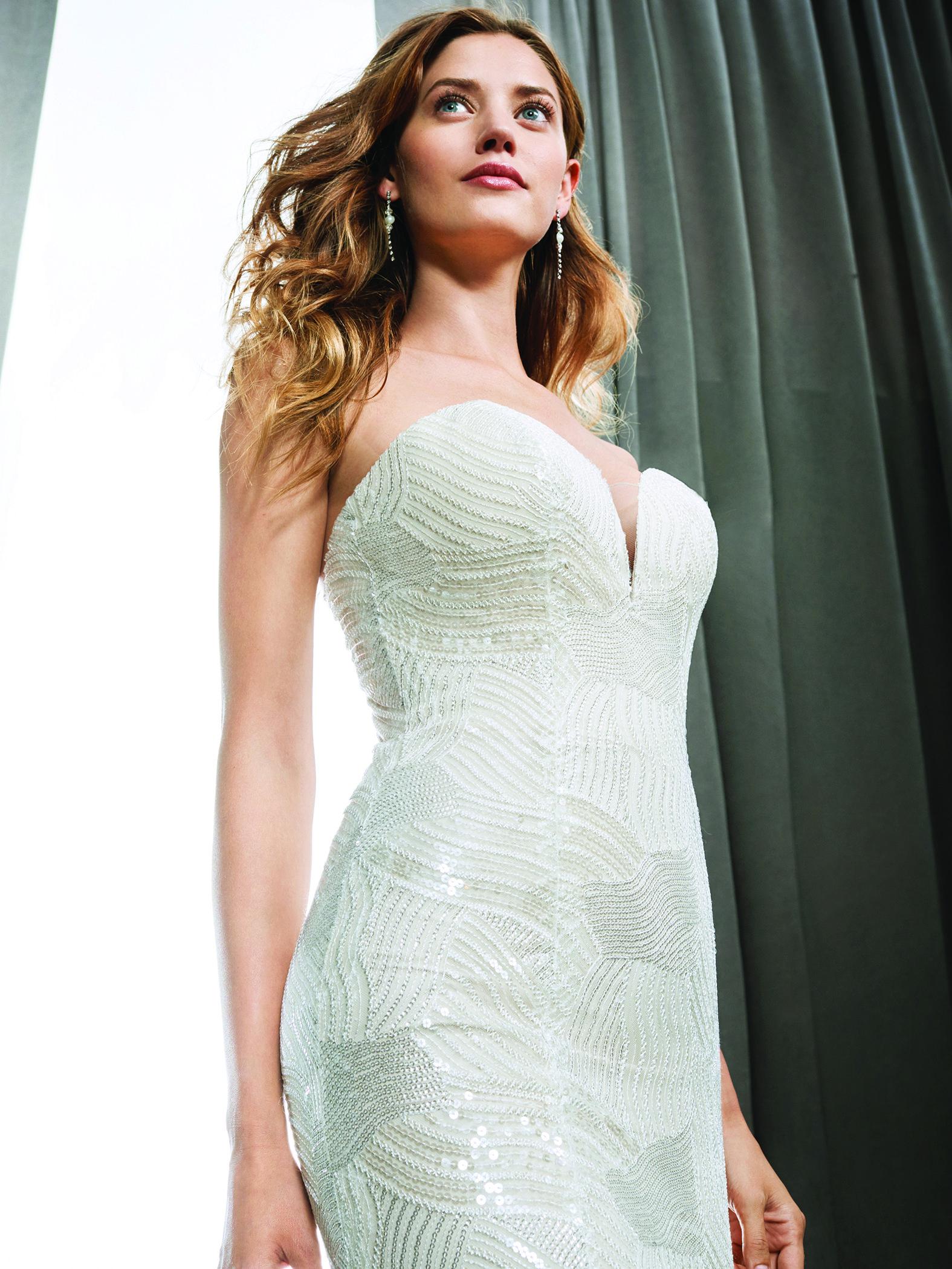 New Arrival At Panache Costa Mesa Sequin Weddingdesigner Wedding Gownsprivate