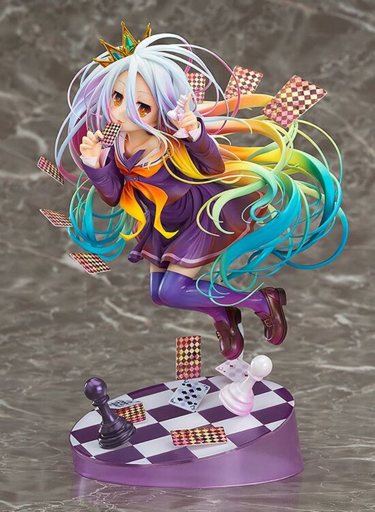 From The Anime Series No Game No Life Comes A 1/8th Scale