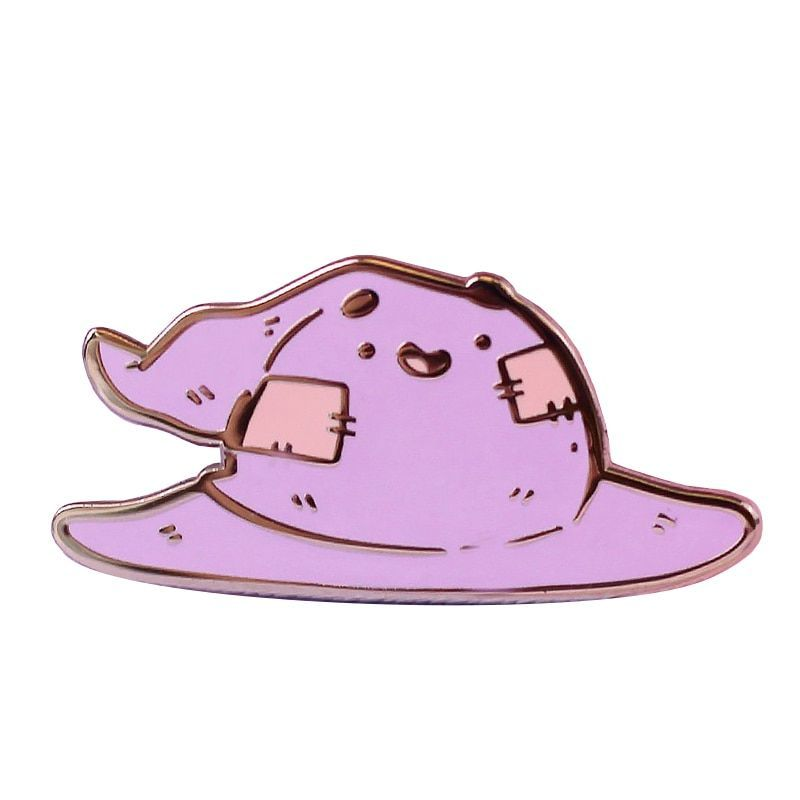 #Kawaii #Magic #Chibi #Sorting #Hat #Enamel #Pin