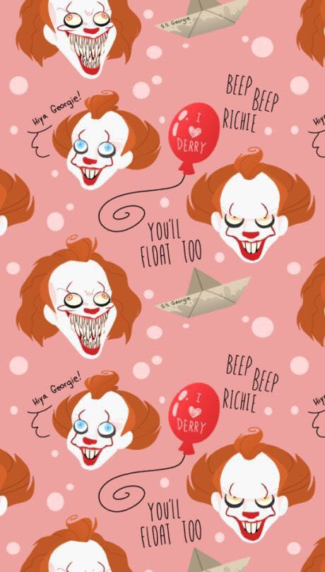 We All Know The Story Behind Pennywise And The Loser S Club