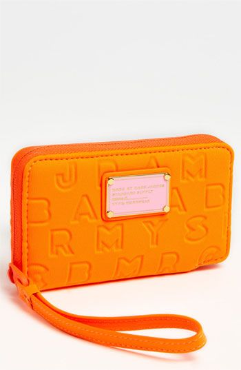 MARC BY MARC JACOBS 'Dreamy - Wingman' iPhone Wallet available at #Nordstrom