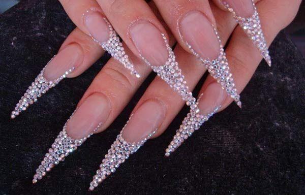 Uñas Acrílicas Decoradas Nails Art Nails Acrylic Nails