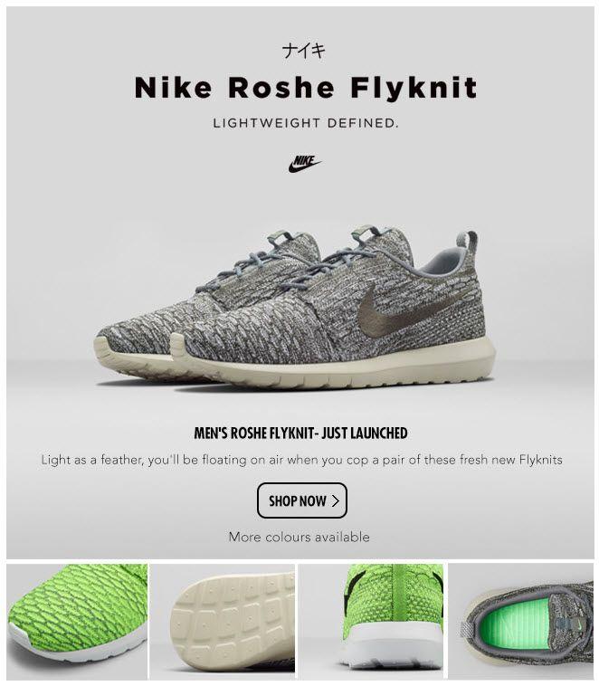Nike Free Flyknit Femme 5006