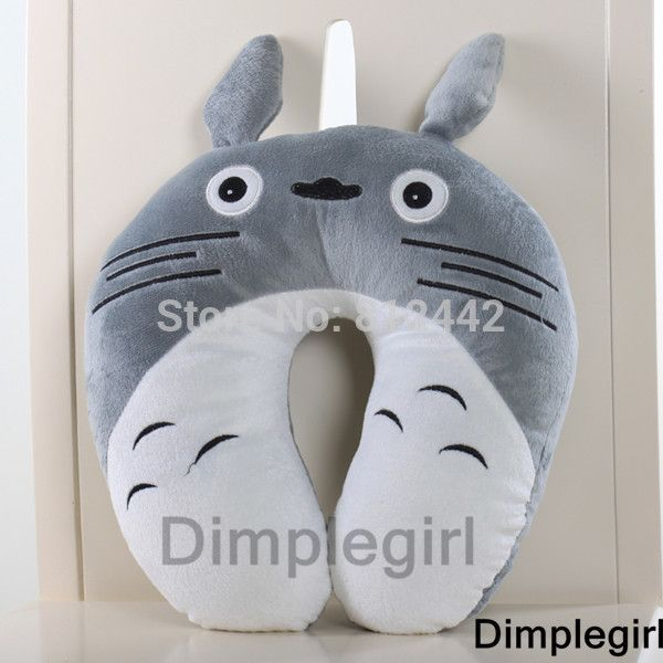 2015 New Soft Plush My Neighbor Totoro Pillow Kawaii Cute Toy For