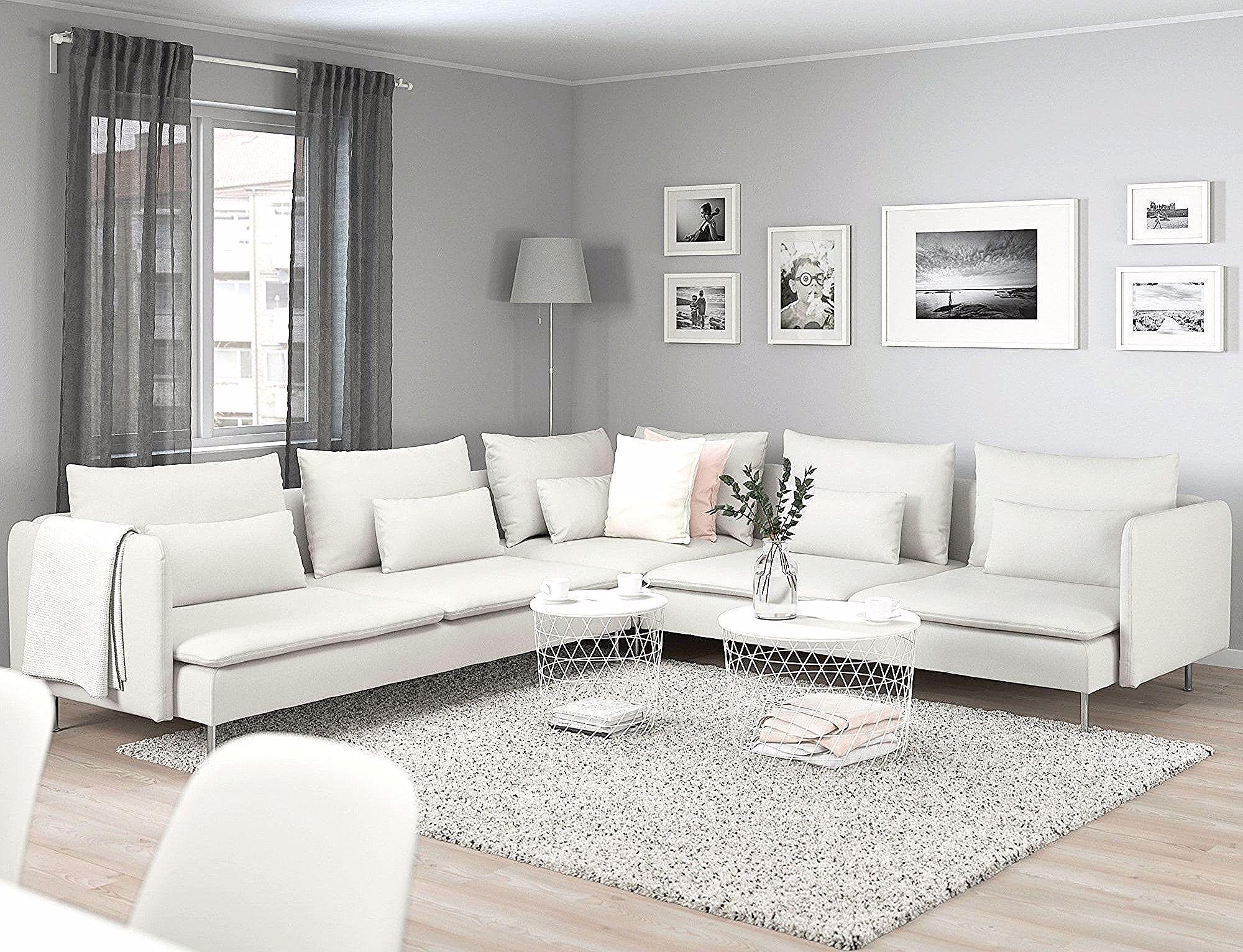 Soderhamn Ecksofa 6 Sitzig Finnsta Weiss Home Decor Elle Decor Sectional Couch