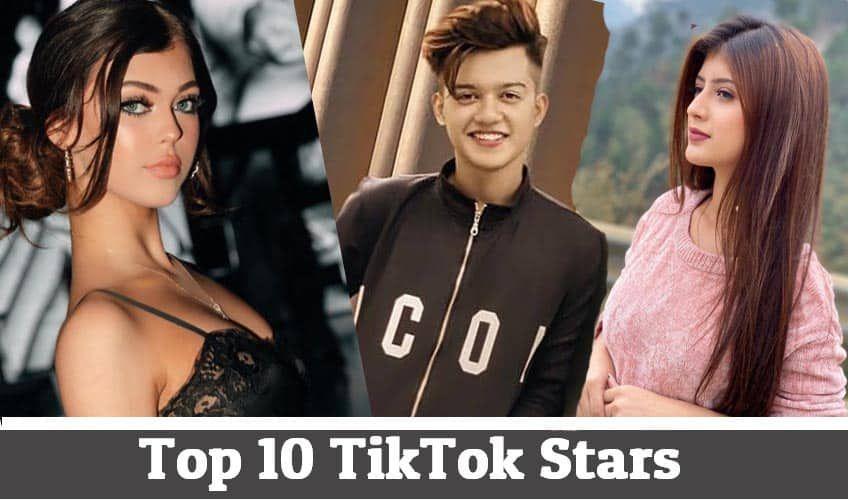 Top 10 Famous Tiktok Stars Of India 2020 Popular Indian Tiktok Girls Famous Popular Girl
