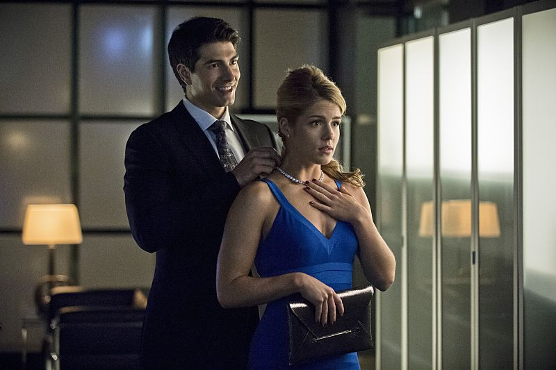 """Arrow Episode 3.07 """"Draw Back Your Bow"""" Preview: -"""