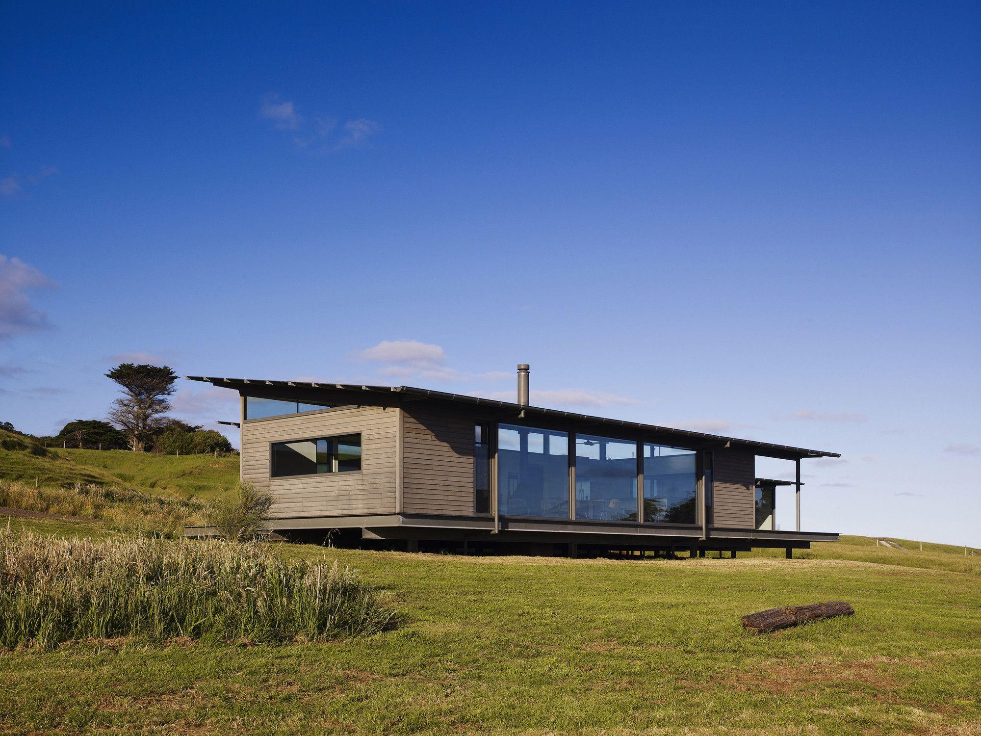 Galer a de casa sugar gum rob kennon architects 1 en for Casa moderna 99 arena