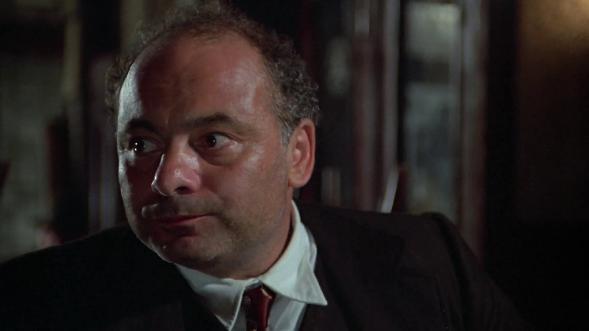 Once Upon A Time In America 1984 Burt Young Classic Hollywood