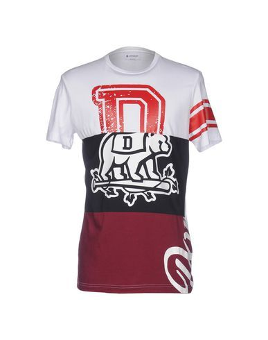 DONDUP Men's T-shirt White M INT