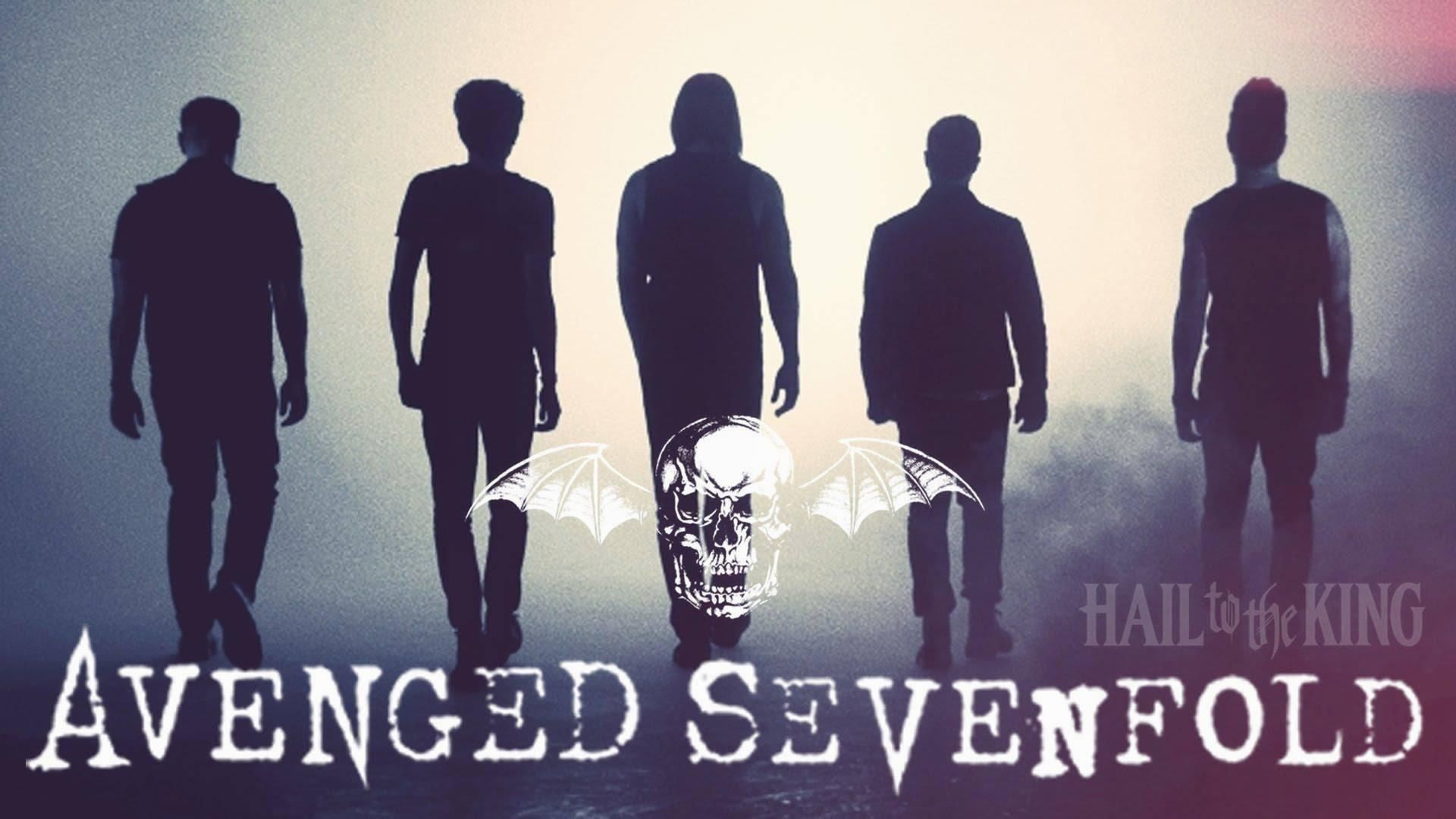 Download Avenged Sevenfold Iphone Wallpaper 1366 768 Avenged
