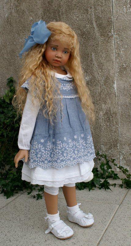 Angela doll