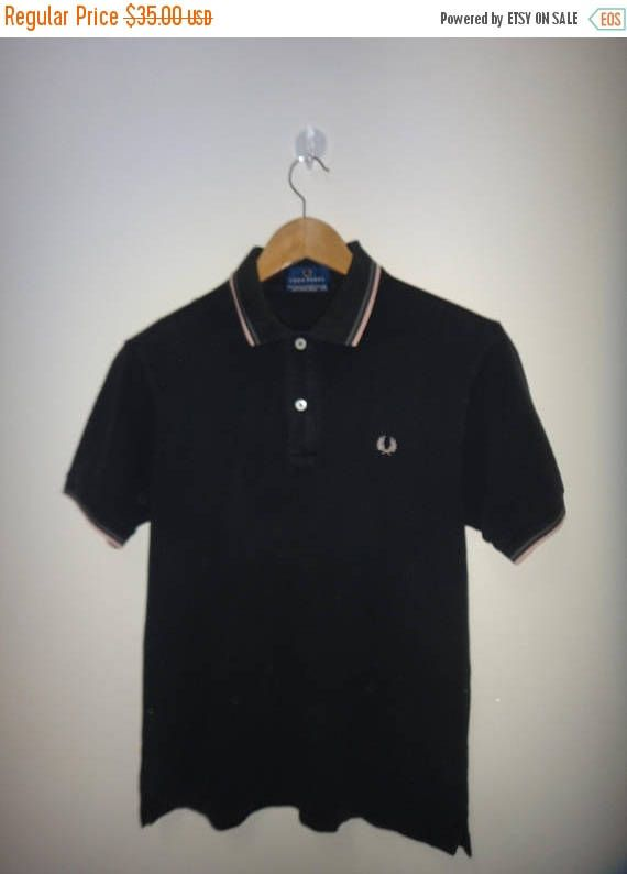 bb6e9b14f FRED PERRY Ringer Polo Shirt