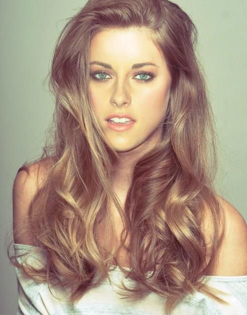 Kristen Stewart Dark Sandy Blonde Hair This Maybe My Next Look