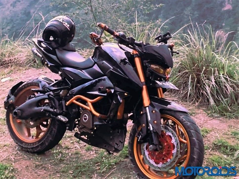 Best Ever Modified Bajaj Pulsar Ns200 With Usd Forks Dual Front