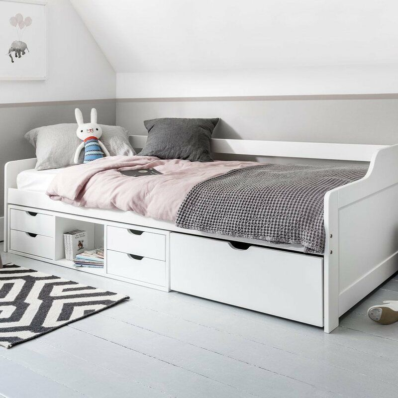 Best Noa And Nani Eva Daybed Wayfair Co Uk Bed For Girls 400 x 300