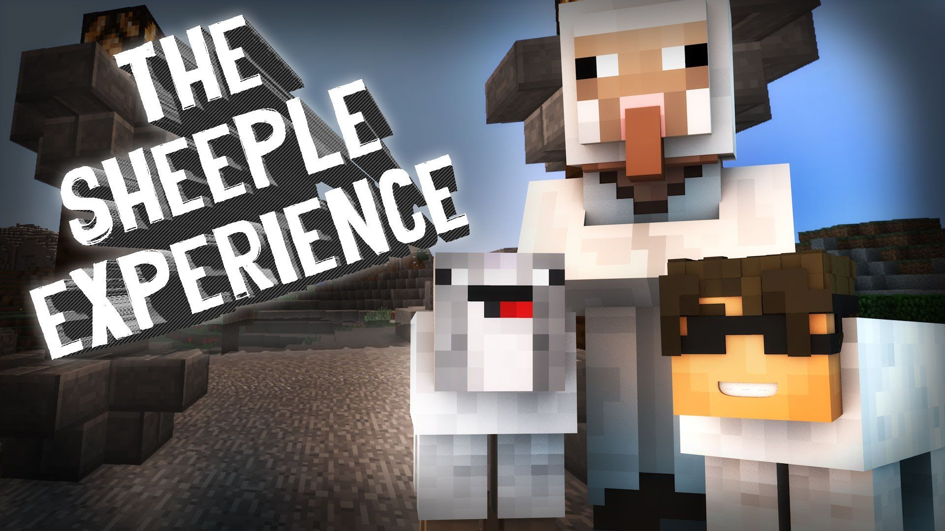 Minecraft Custom Adventure Map : THE SHEEPLE EXPERIENCE! /w Facecam on minecraft let's play youtube, minecraft parkour maps youtube, minecraft squid with stampy adventure map, minecraft pyramid adventure texture pack, minecraft penguin youtube, minecraft hunger games youtube, minecraft adventure mod, minecraft skyrim adventure map, minecraft xbox 360 maps youtube, minecraft egypt adventure map, minecraft horror maps youtube,