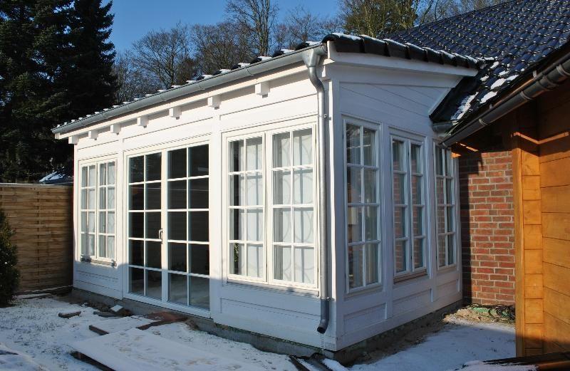 ein anbau wintergarten von uns nach individuellem. Black Bedroom Furniture Sets. Home Design Ideas