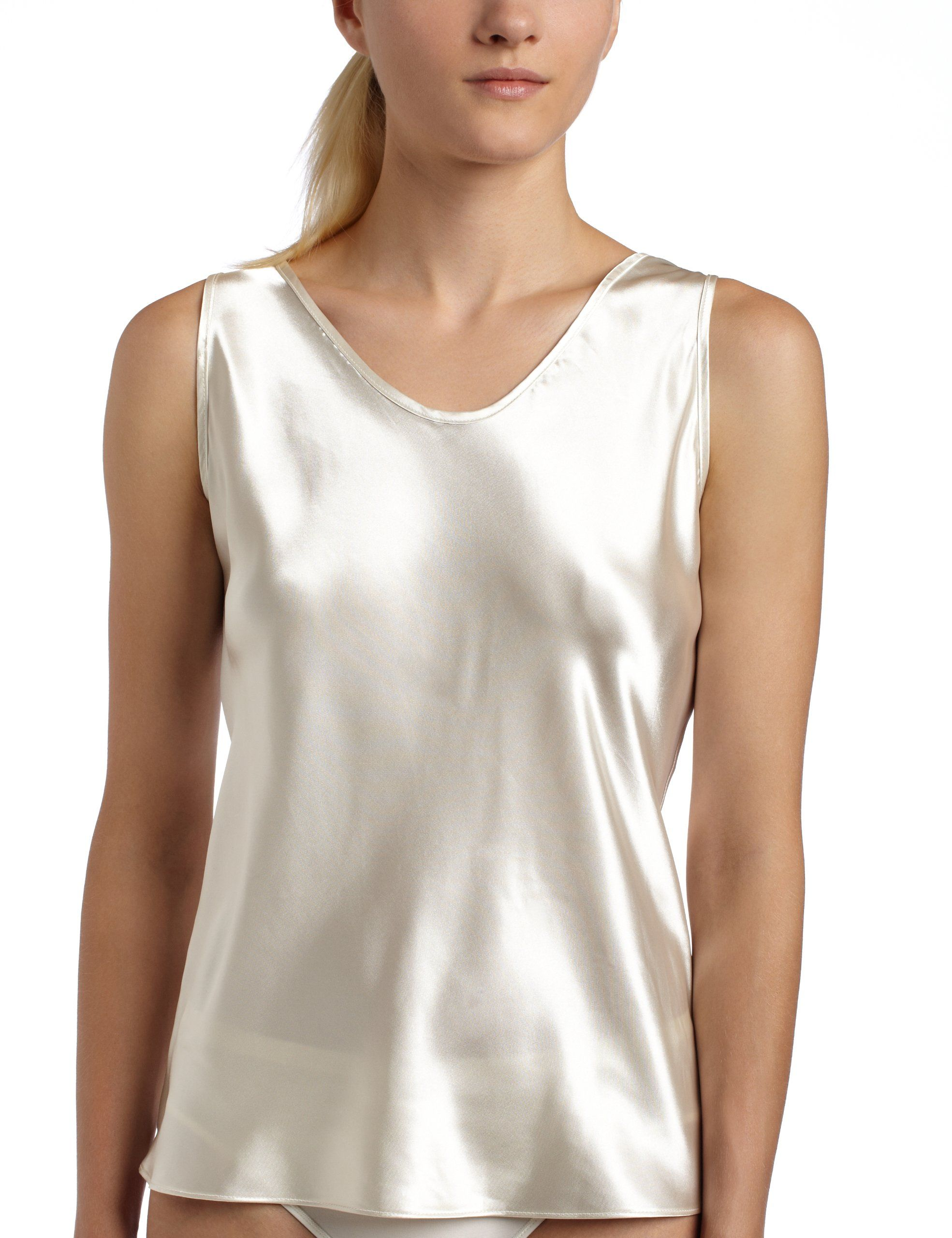 b8625941b2605 white satin camisole top - Google Search
