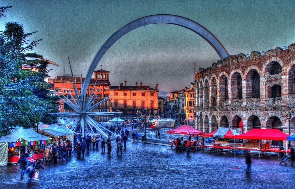 Stella Di Natale A Verona.La Stella Di Natale A Verona Explore Napoli Calabria Verona