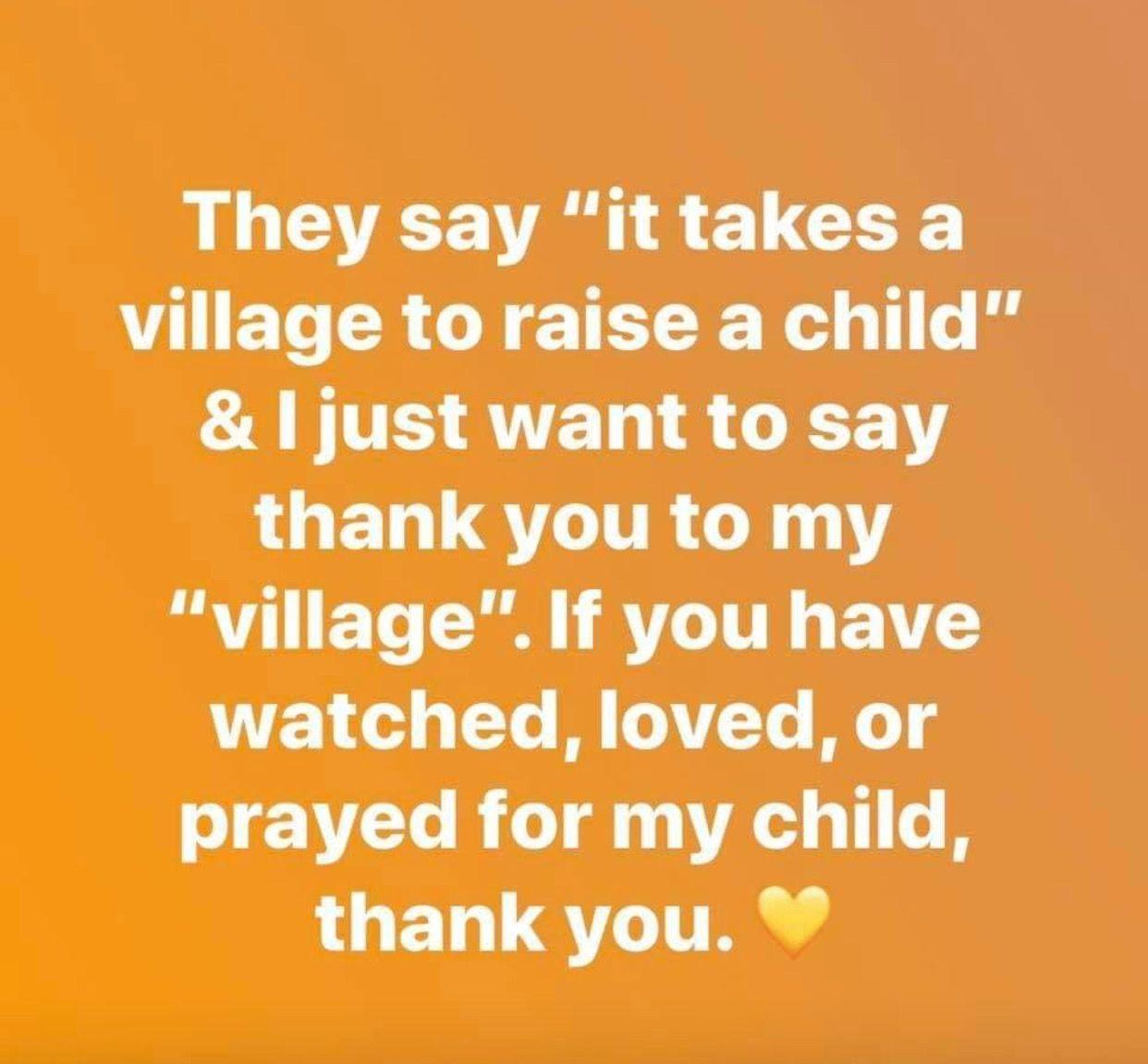 Thankful For My Village Village Quotes Raising Boys Quotes Raising Kids Quotes
