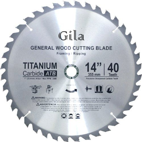 Gilatools 14 Inch 40 Teeth Atb Trim And Finish Carbide Saw Blade Find Out More About The Great Product At Th Laminate Flooring Hand Scraped Laminate Flooring