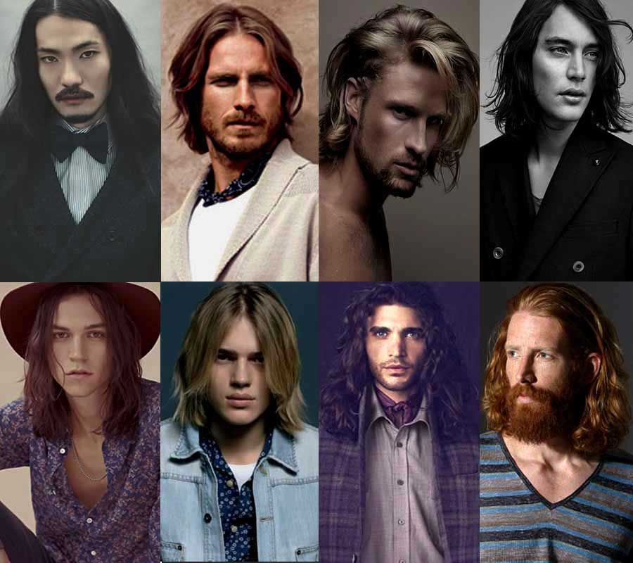 Uzun Erkek Sac Modelleri Katalogu Erkek Sac Modelleri Erkek