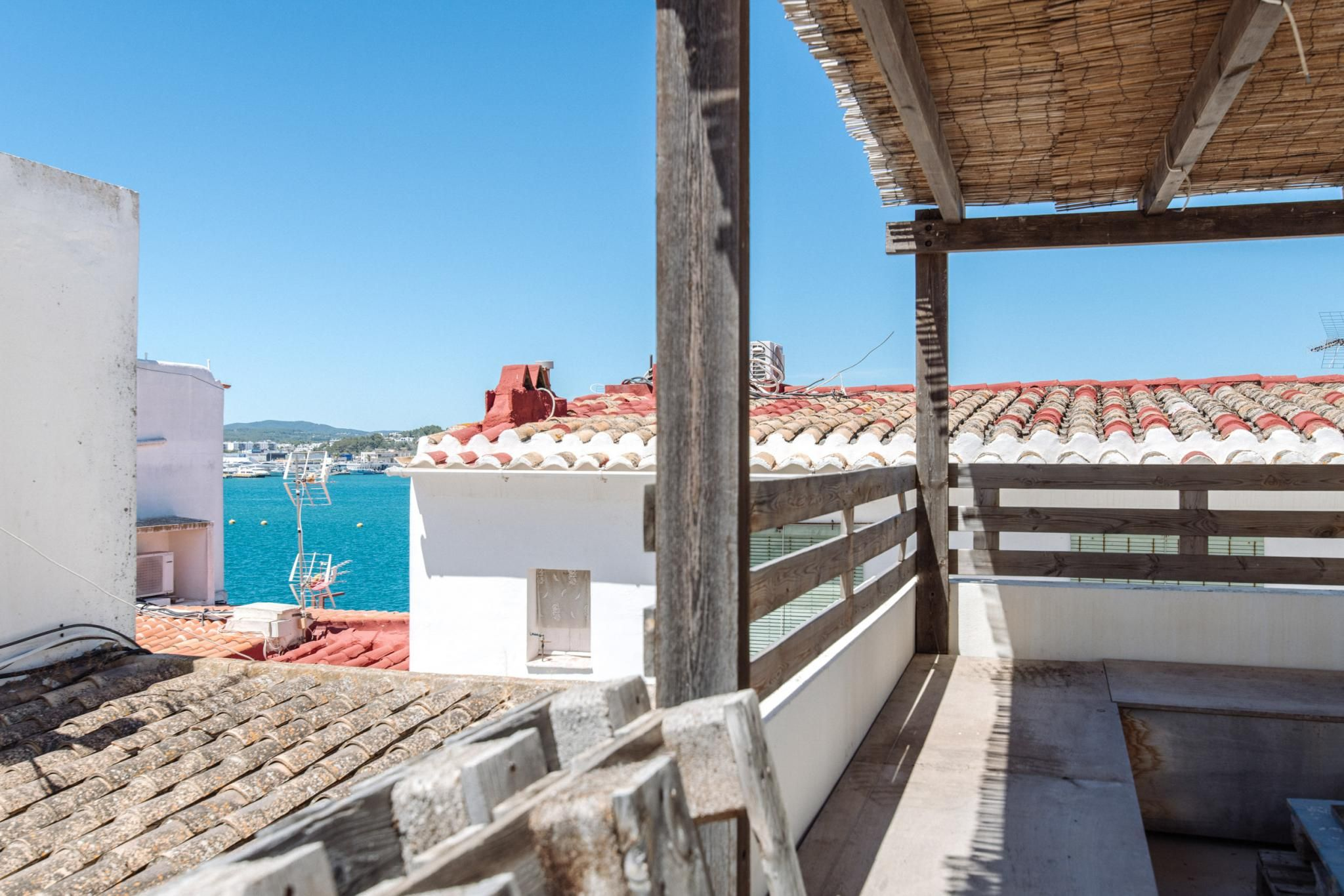 Sunrise Apartment in the heart of Ibiza Old Town ...