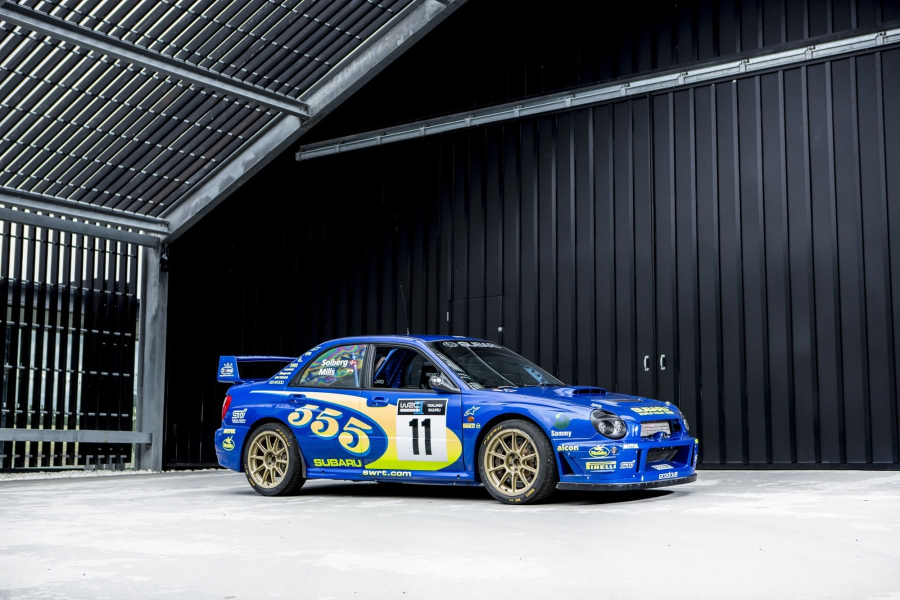 2002 Subaru Impreza Wrc Classic Driver Market Subaru Subaru Impreza Wrc Subaru Impreza