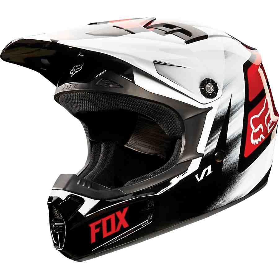 Fox Dirt Bike Helmets With Images Dirt Bike Helmets Bike Helmet