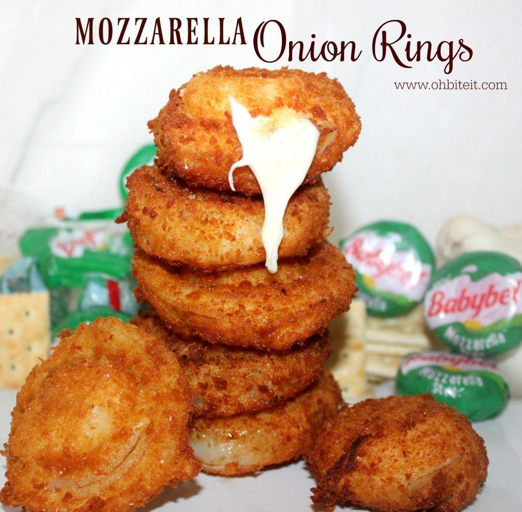 Crispy Onion Rings | Bear Naked Food