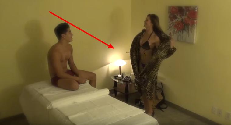 Happy ending massage etiquette