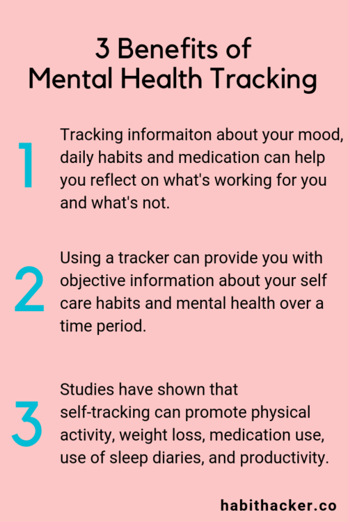 3 benefits of mental health tracking | Healthcare quotes ...