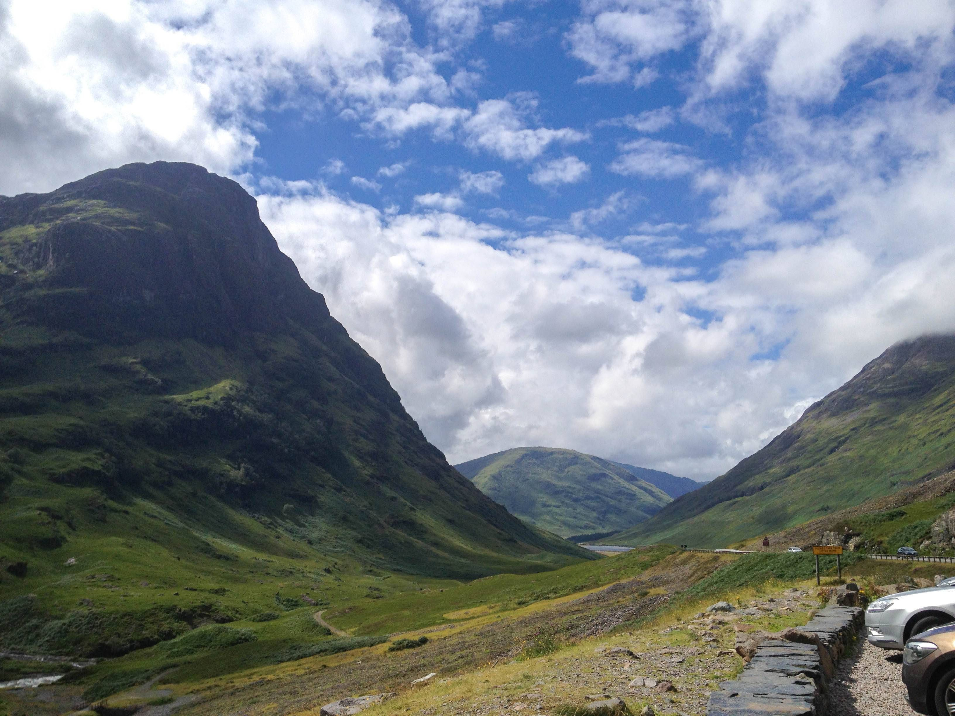 Oh Scotland, you never fail to impress. [3264x2448] - Imgur