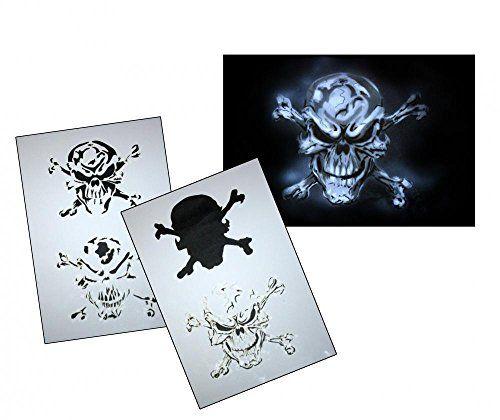 Pirate #3 Stencil Template