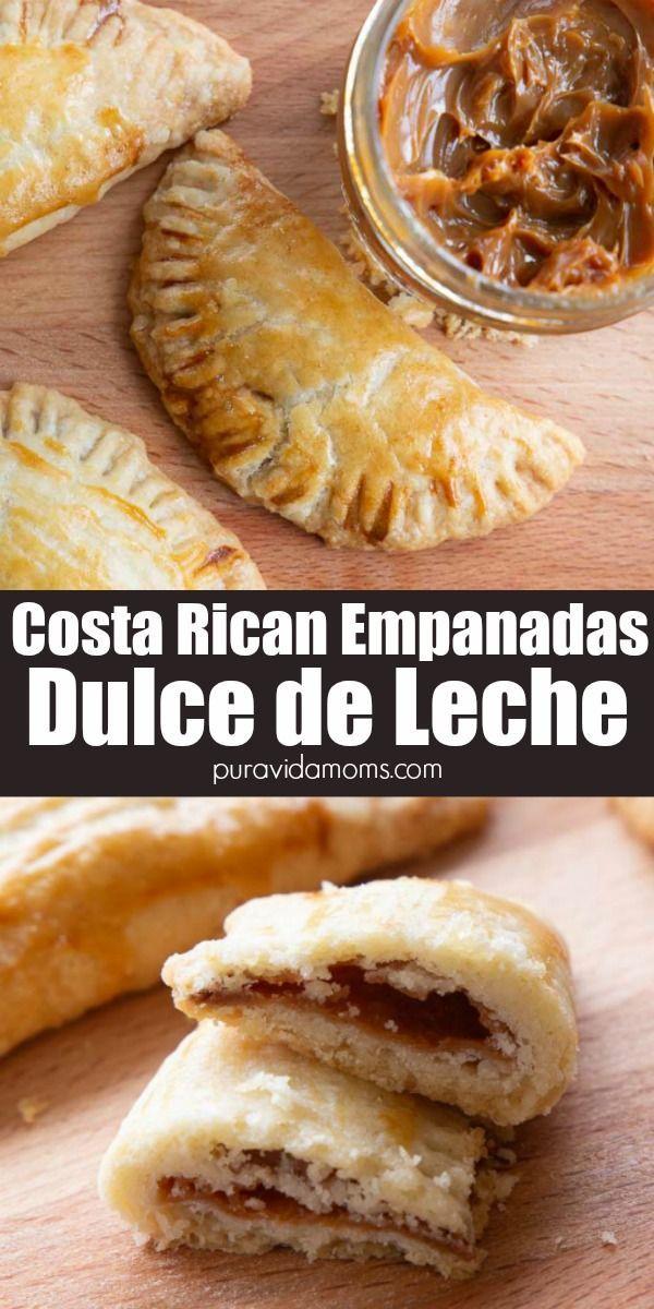 Dulce de Leche Empanada Recipe- Costa Rica