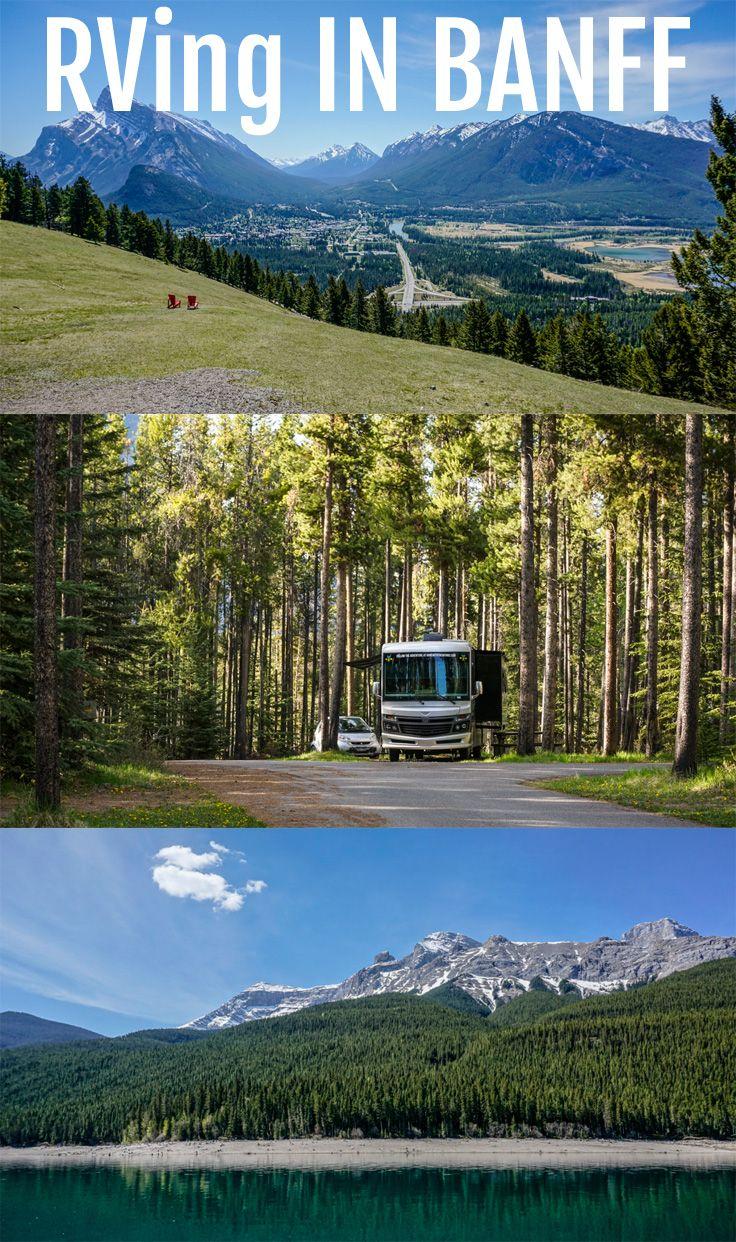 Bucket List Rving In Banff Canada Gone With The Wynns Retirement Canada Travel Best Rv Parks Banff Canada