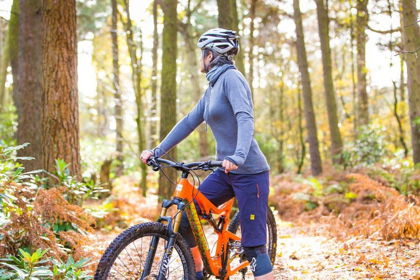 Findra Too Nice For Mountain Biking Mountain Biking Outfit
