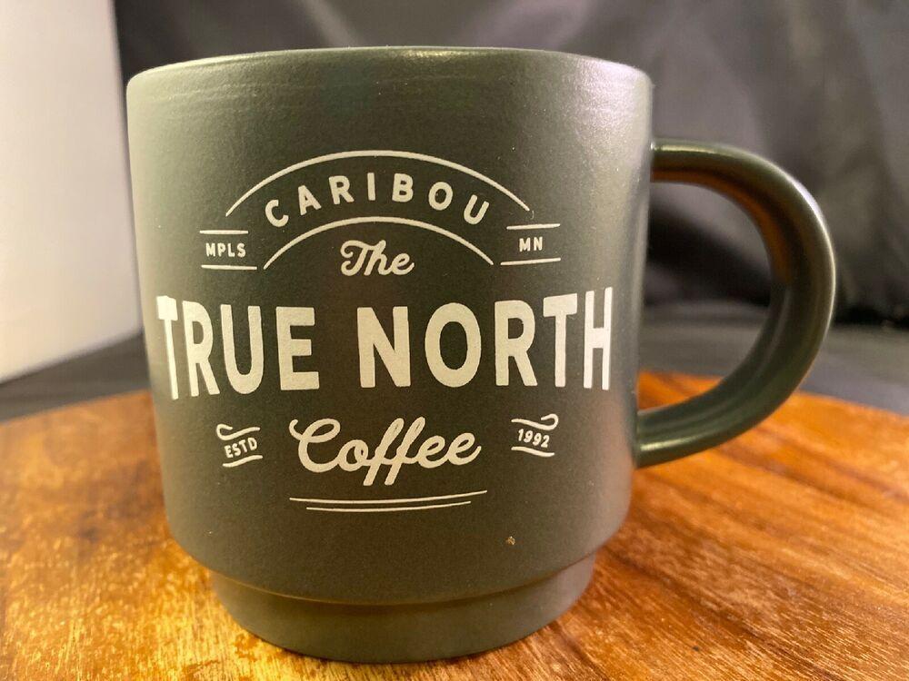 Caribou the true north coffee mug caribou in 2020 true