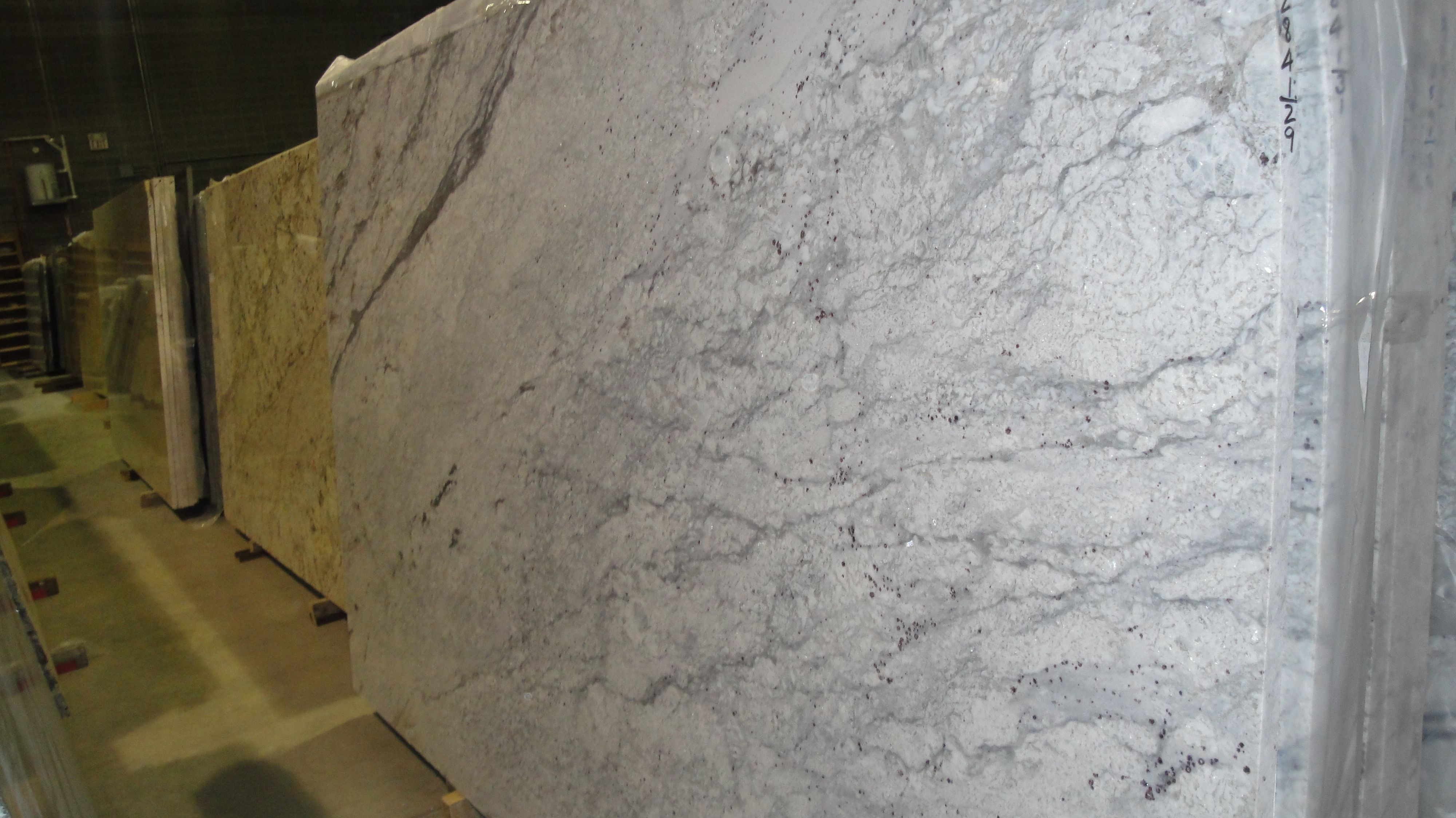 Granite That Looks Like Marble Quot Mystic White Quot Dream Home