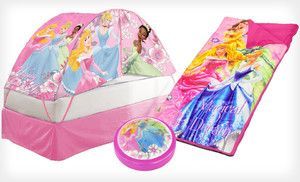 Groupon - $29 for a Children's Slumber Set ($59.99 List Price). Four Styles Available. in Online Deal. Groupon deal price: $29.00