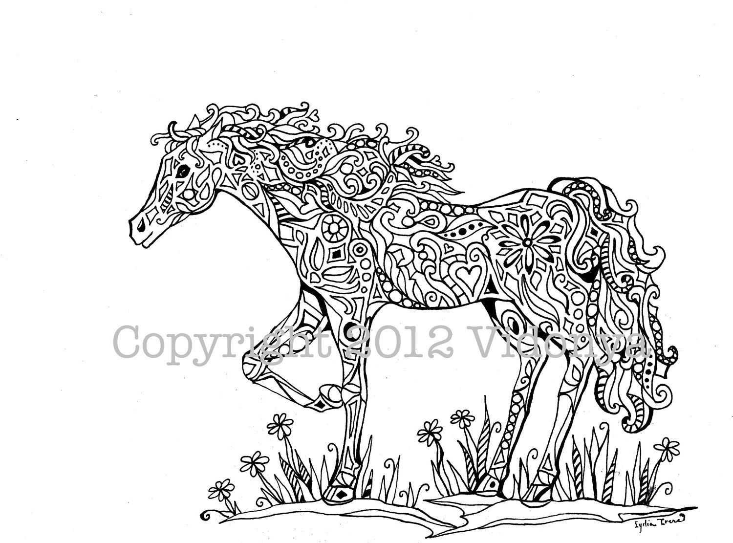 free adult coloring pages to print - Bing images | design ...