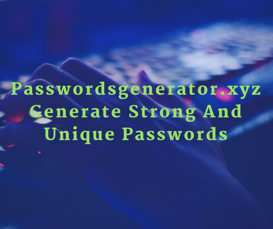 Password Generator is very Simple User Interface, easy to