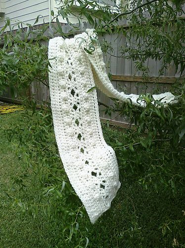 Ravelry: The Tabitha Scarf pattern by Adrienne Lash | crochet ...
