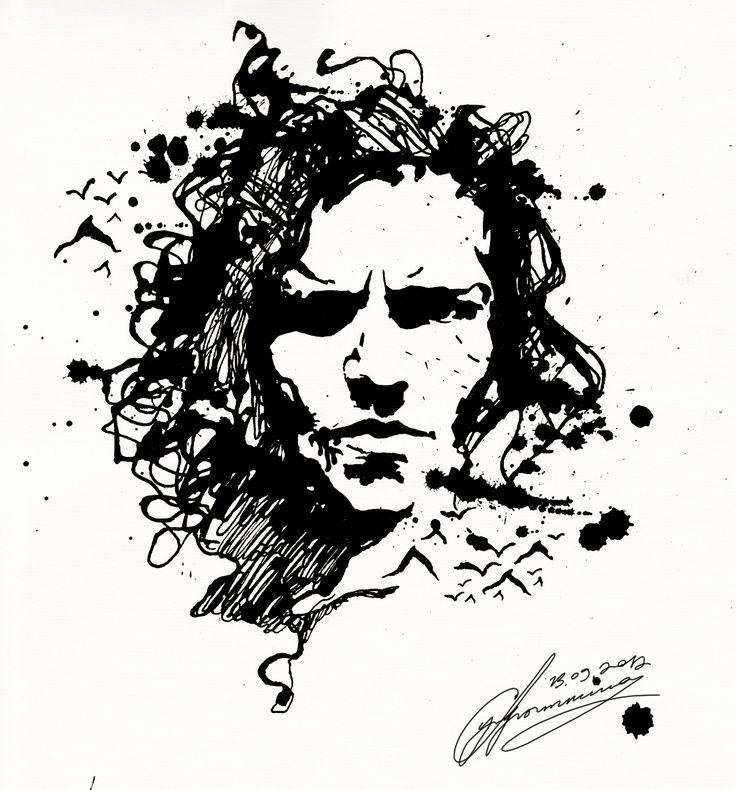 Eddie Vedder Art Arte Vedder Musica