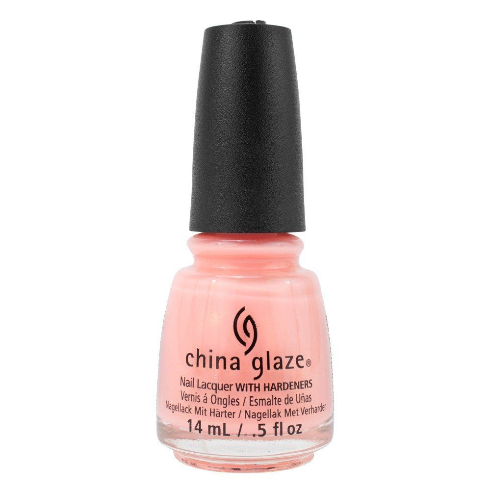 China Glaze Nail Polish Lacquer Road Trip Pack Lightly 1382 .5oz ...