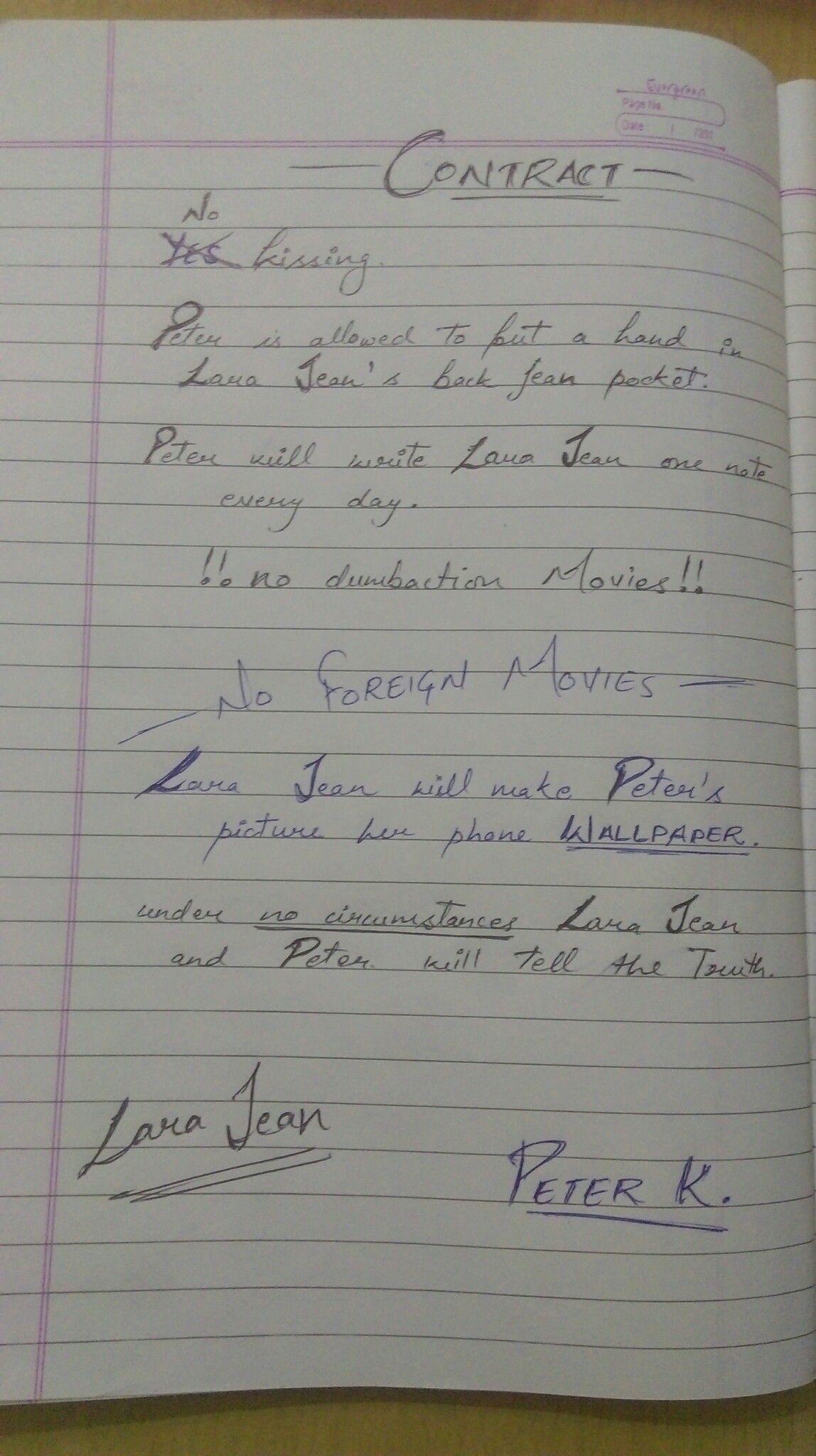 To All The Boys I Ve Loved Before Lockscreen Lanacondor