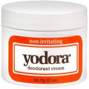 YODORA DEOD CREAM JAR  2oz Pack of 3 ** This is an Amazon Affiliate link. You can find out more details at the link of the image.