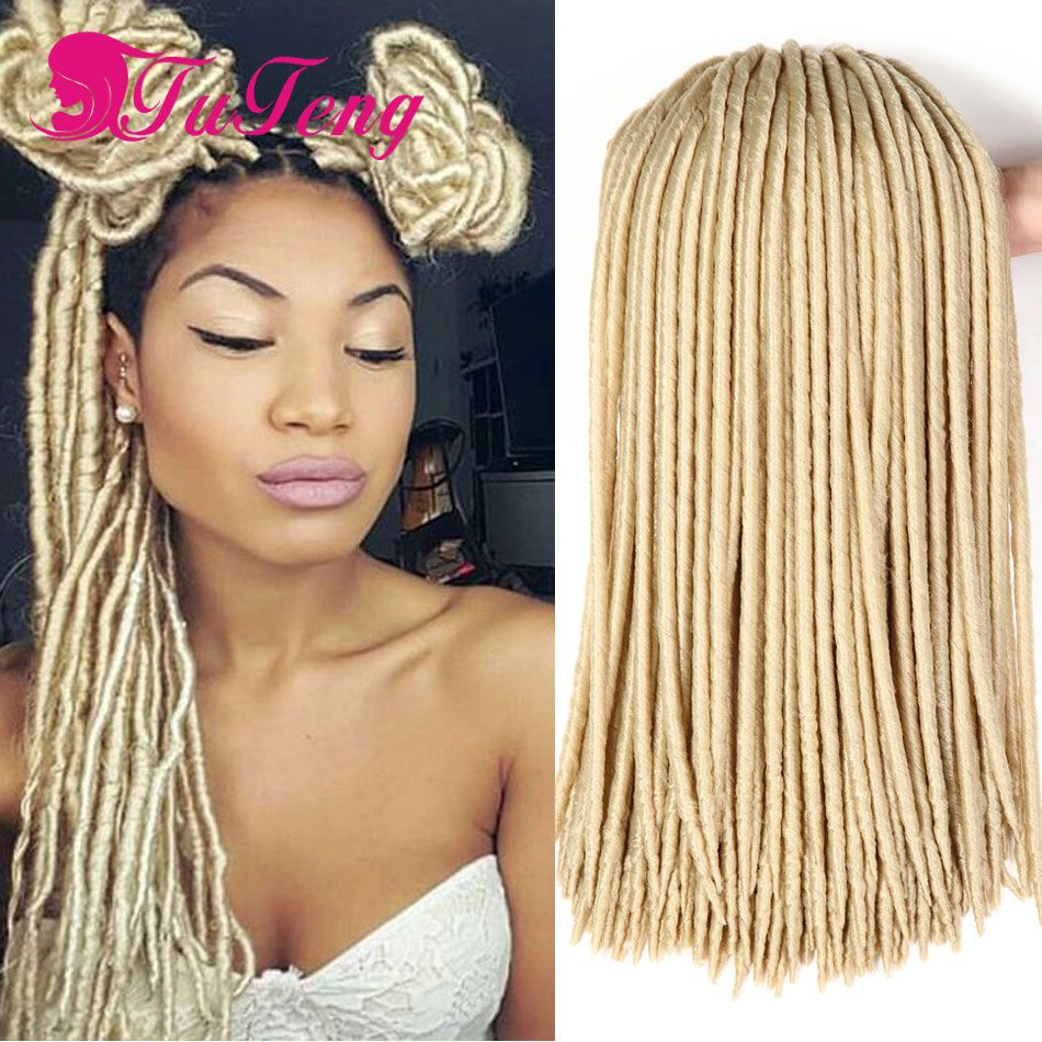 Faux locs crochet twist braids synthetic hair extensions braiding faux locs crochet twist braids synthetic hair extensions braiding hair dreadlocks for black women18 pmusecretfo Images